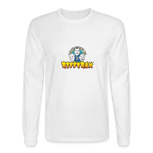 RiffTrax Made Funny By Shirt - Men's Long Sleeve T-Shirt
