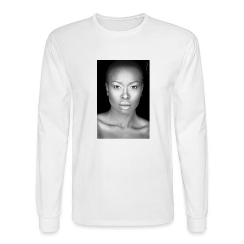 Brave : By Alüong Mangar - Men's Long Sleeve T-Shirt