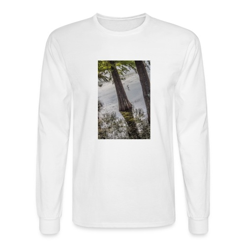LAKE BIRD - Men's Long Sleeve T-Shirt