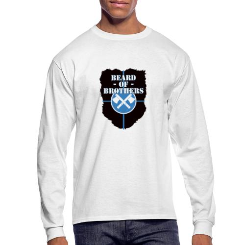 Beard Of Brothers - Men's Long Sleeve T-Shirt