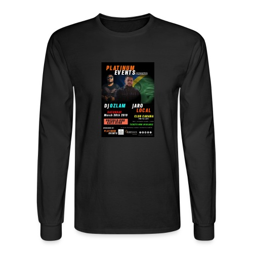 Promo Merch - Men's Long Sleeve T-Shirt