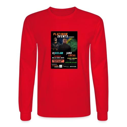 Promo Merch - Men's Long Sleeve T-Shirt