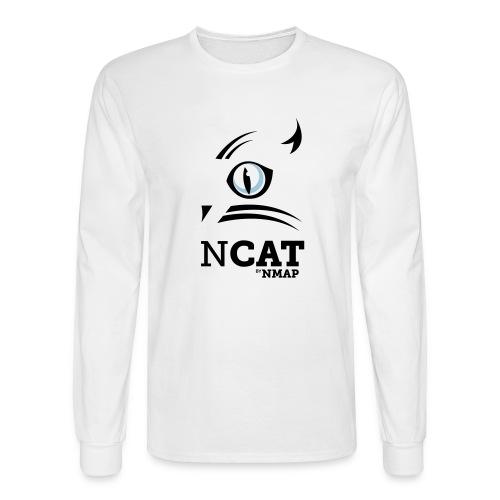nmap ncat - Men's Long Sleeve T-Shirt