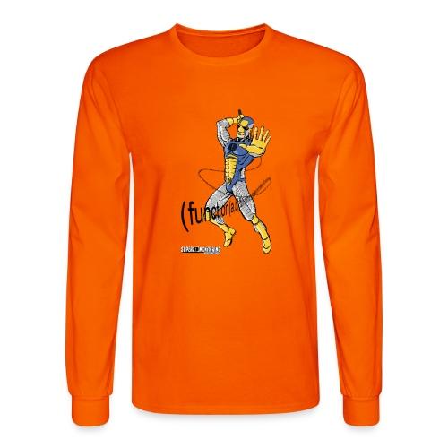Super Developer - Men's Long Sleeve T-Shirt