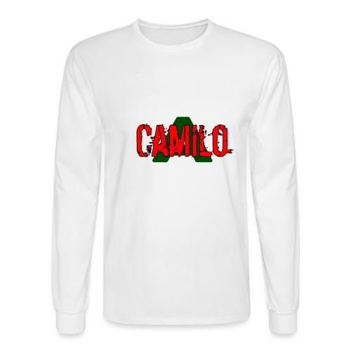 Camilo - Men's Long Sleeve T-Shirt
