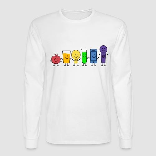 PRIIDE - Men's Long Sleeve T-Shirt