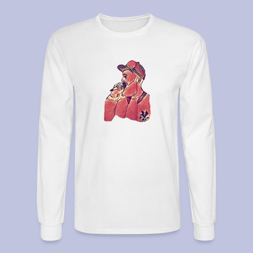 The Break Up (icon) - Men's Long Sleeve T-Shirt