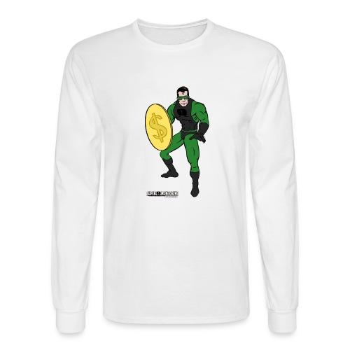 Superhero 4 - Men's Long Sleeve T-Shirt