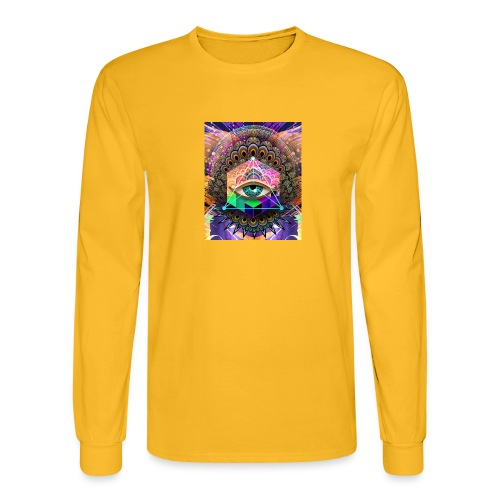 ruth bear - Men's Long Sleeve T-Shirt