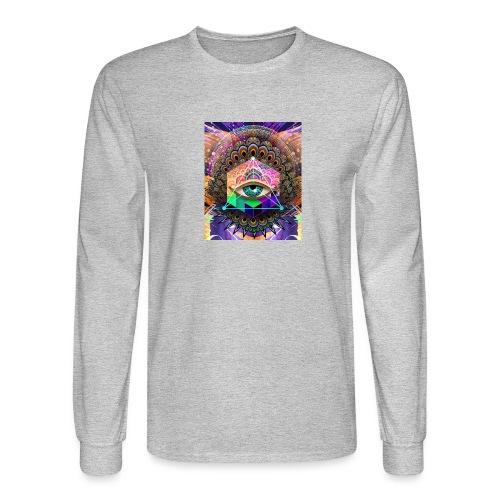 ruth bear - Men's Long Sleeve T-Shirt
