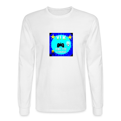 MInerVik Merch - Men's Long Sleeve T-Shirt