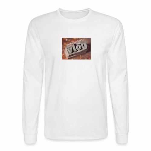 Vlog - Men's Long Sleeve T-Shirt
