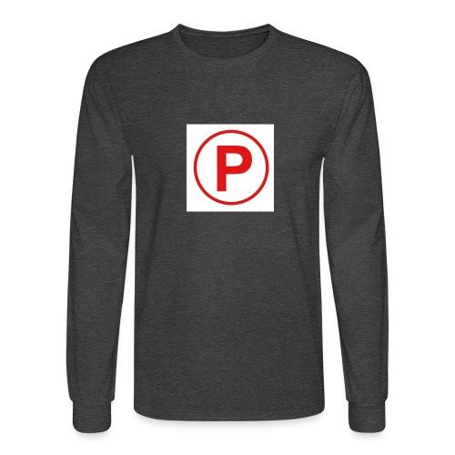 Presto569 Gaming Logo - Men's Long Sleeve T-Shirt