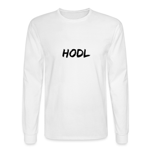 HODL - Men's Long Sleeve T-Shirt