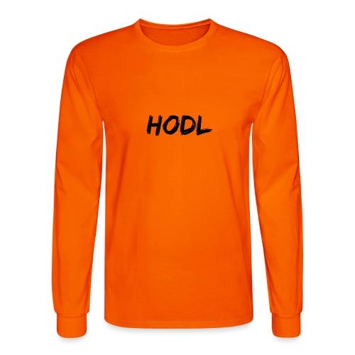 HODL - Men's Long Sleeve T-Shirt