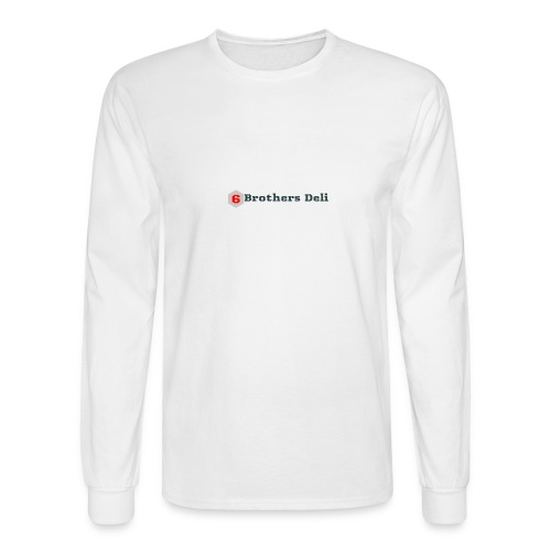 6 Brothers Deli - Men's Long Sleeve T-Shirt