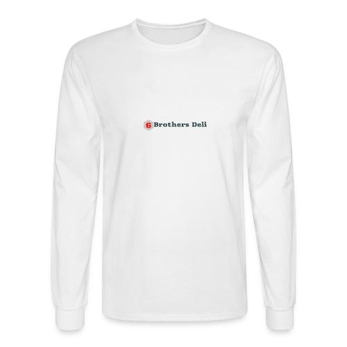 6 Brothers Deli - Men's Long Sleeve T-Shirt