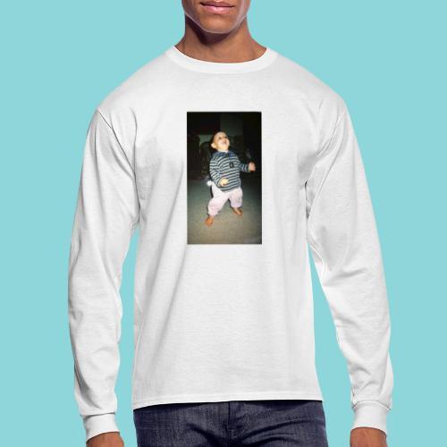 Baby Samb - Men's Long Sleeve T-Shirt