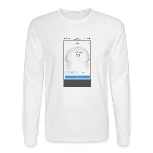 EDA4BA7C 6C7F 4E9D 8C41 12B04D13CE6B - Men's Long Sleeve T-Shirt