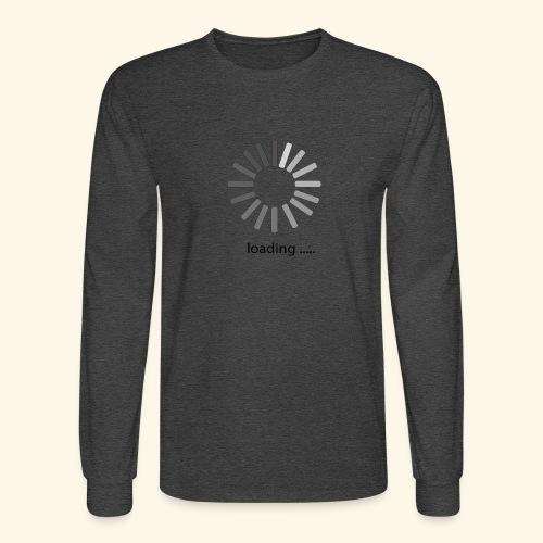 poster 1 loading - Men's Long Sleeve T-Shirt