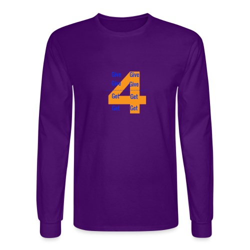 Forgive & Forget - Men's Long Sleeve T-Shirt
