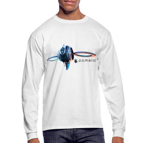 P.A.M.E.L.A. Observer - Men's Long Sleeve T-Shirt