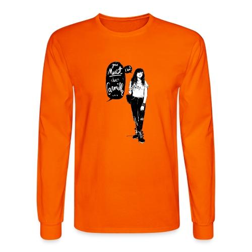 Valentine M. Smith x Carmilla - Men's Long Sleeve T-Shirt