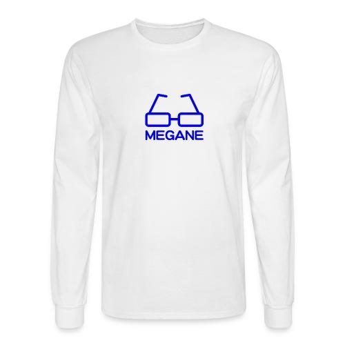 MEGANE - Men's Long Sleeve T-Shirt