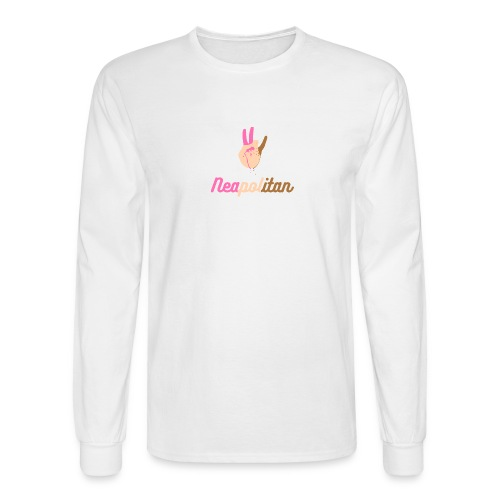 Neapolitan - Men's Long Sleeve T-Shirt