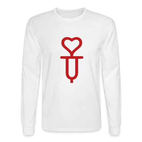 Addicted to love - Men's Long Sleeve T-Shirt