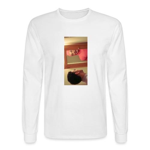 pinkiphone5 - Men's Long Sleeve T-Shirt