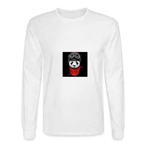 Panda - Men's Long Sleeve T-Shirt