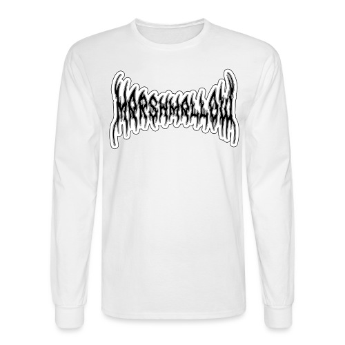 BRUTAL MARSHMALLOW - Men's Long Sleeve T-Shirt