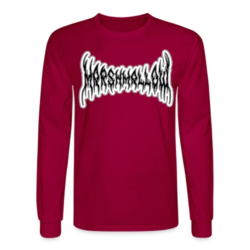 BRUTAL MARSHMALLOW - Men's Long Sleeve T-Shirt