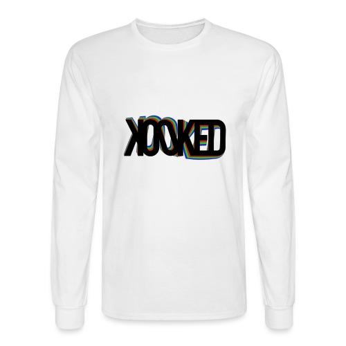 kookedv2preadshirt - Men's Long Sleeve T-Shirt