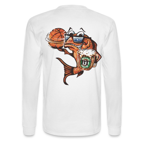 Brown Trouts good png - Men's Long Sleeve T-Shirt