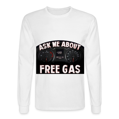 Ask me about... - Men's Long Sleeve T-Shirt