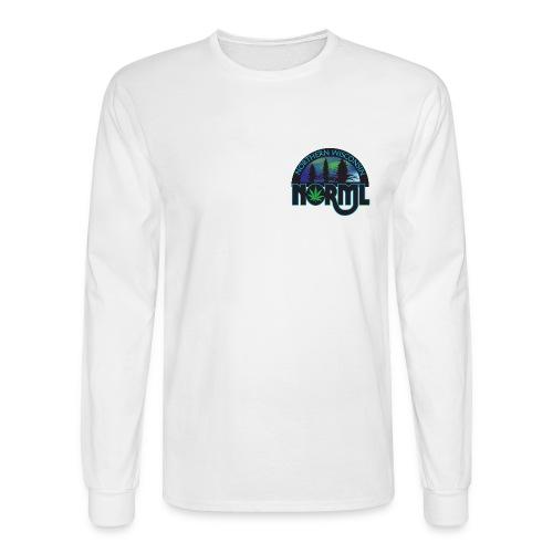 Northern Wisconsin NORML Official Logo - Men's Long Sleeve T-Shirt