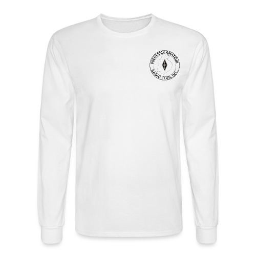 farclogo-white - Men's Long Sleeve T-Shirt