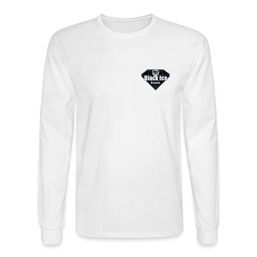 Black Ice Events - Men's Long Sleeve T-Shirt