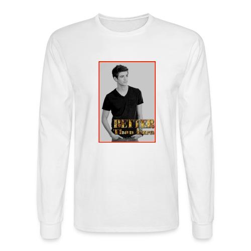 Geeks On Film Better Than Ezra T Shirt - Men's Long Sleeve T-Shirt