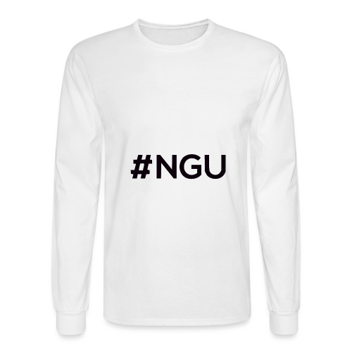 logo 11 final - Men's Long Sleeve T-Shirt