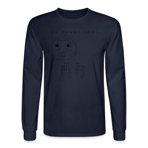 Satyr Party - Men's Long Sleeve T-Shirt