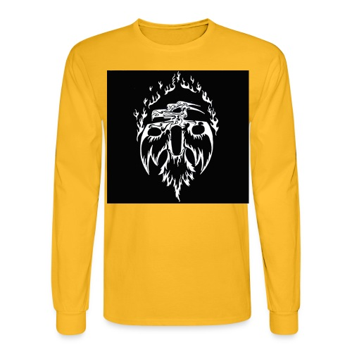 phoenix negative - Men's Long Sleeve T-Shirt