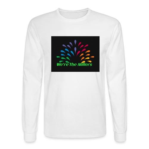 We're the Millers logo 1 - Men's Long Sleeve T-Shirt