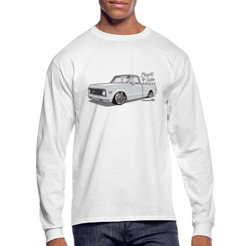 Short & Low C10 - Men's Long Sleeve T-Shirt