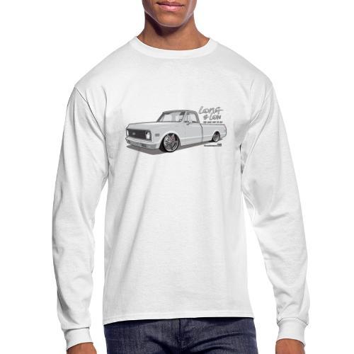 Long & Low C10 - Men's Long Sleeve T-Shirt