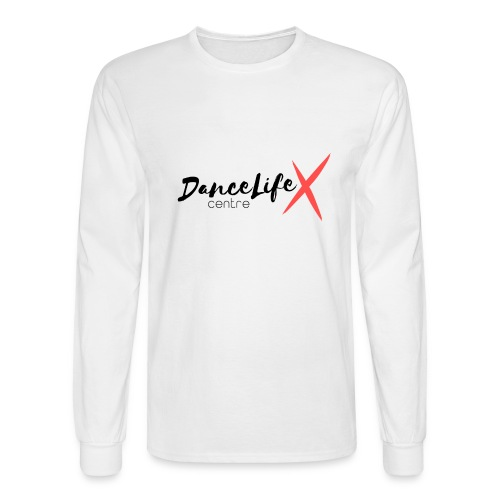 DL-Logo-Master - Men's Long Sleeve T-Shirt
