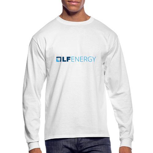 LF Energy Color - Men's Long Sleeve T-Shirt