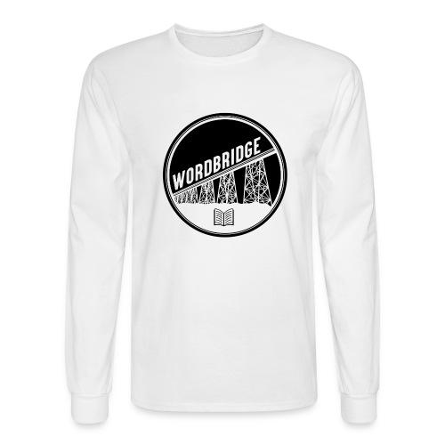 WordBridge Conference Logo - Men's Long Sleeve T-Shirt